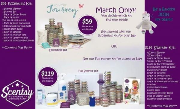 View My Scentsy™ Profile